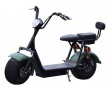 Электроскутер Citycoco X6 Double Seat 1000w